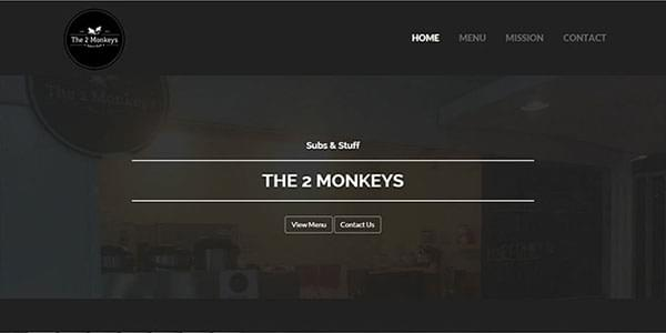 The2Monkeys Web Design